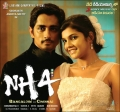 Siddharth, Ashritha Shetty in NH4 Telugu Movie Posters