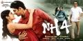 Siddharth, Ashritha Shetty in NH4 Telugu Movie Wallpapers