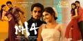 Siddharth, Ashrita Shetty in NH4 Telugu Movie Wallpapers
