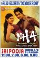 NH4 Telugu Movie Release Posters