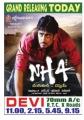 Siddharth's NH4 Telugu Movie Release Posters
