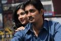 Ashrita Shetty, Siddharth in NH4 Telugu Movie Stills