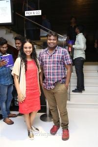 Rupa Manjari @ Nibunan Movie Premiere Show Photos