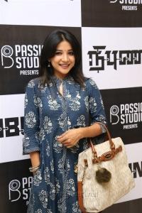 Sakshi Agarwal @ Nibunan Movie Premiere Show Photos