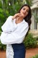 Heroine Nidhi Agarwal Photos @ iSmart Shankar Success Meet