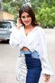 Actress Niddhi Agerwal Cute Photos @ iSmart Shankar Success Meet