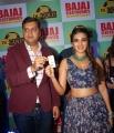 Actress Nidhi Agarwal @ Bajaj Electronics DC Gold Hungama 2019 Winner Announcement