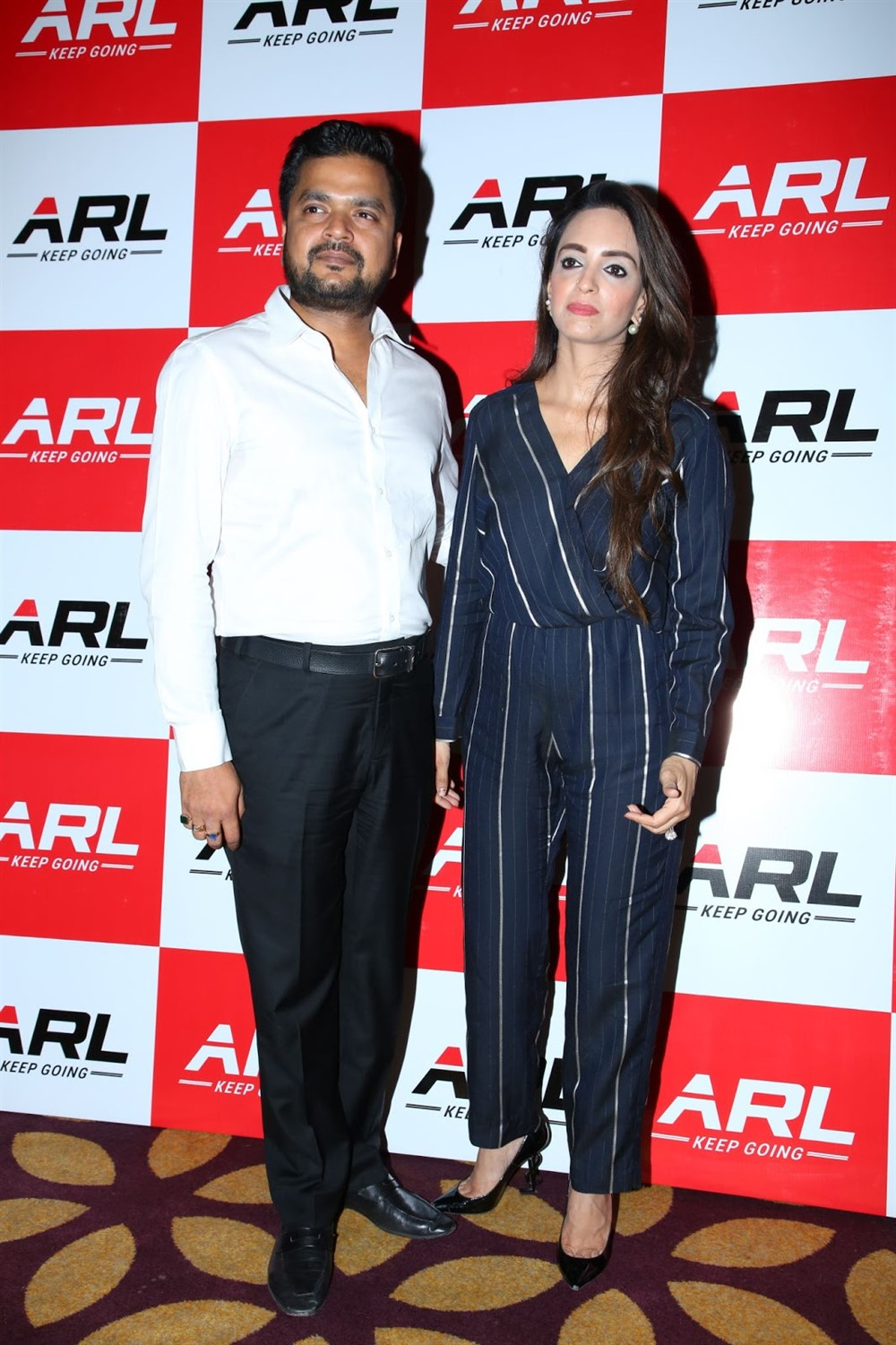 Actress Nidhhi Agerwal launches ARL Jeeto Shaan Se Hungama Contest Photos