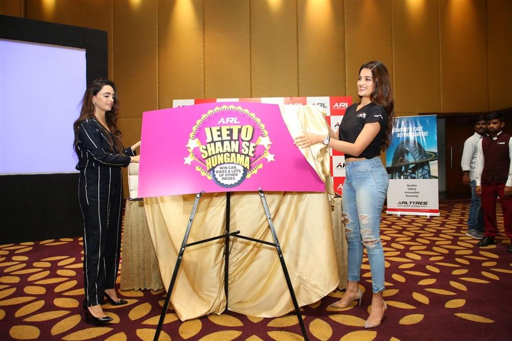 ARL's Contest 'Jeeto Shaan Se Hungama' Launch Stills