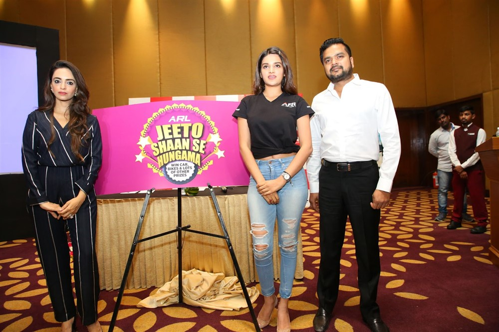 ARL's Contest 'Jeeto Shaan Se Hungama' Launch Stills