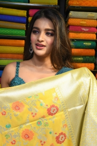 Actress Nidhhi Agerwal launches KLM Fashion Mall Secunderabad Photos