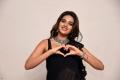 iSmart Shankar Actress Nidhhi Agerwal Black Saree Images