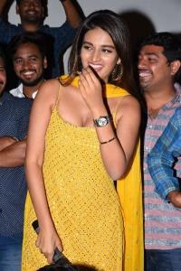 Actress Nidhi Agarwal Photos @ iSmart Shankar Success Tour