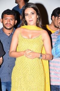 Actress Niddhi Agerwal Photos @ iSmart Shankar Success Tour