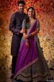 Actress Niharika Konidela Chaitanya Jonnalagadda Engagement Pics