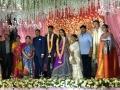 Chiranjeevi, Surekha, Nagababu @ Actress Niharika Konidela Chaitanya JV Engagement Pics