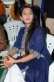 Telugu Actress Niharika Konidela Images in Blue Dress