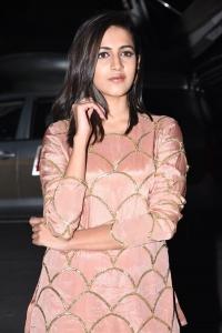 Actress Niharika Konidela Images @ Suryakantham Pre Release
