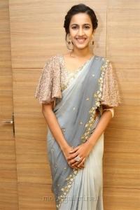 Actress Niharika New Pics @ Happy Wedding Pre Release Event