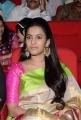 Actress Niharika Konidela Saree Stills @ Oka Manasu Audio Release