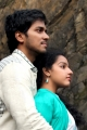 Akhil Kumar, Malavika Menon in Nijama Nizhala Movie Stills