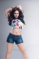 Actress Nikesha Patel Spicy Hot Photoshoot Stills
