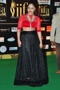 Actress Nikesha Patel @ International Indian Film Academy Awards IIFA Utsavam 2016