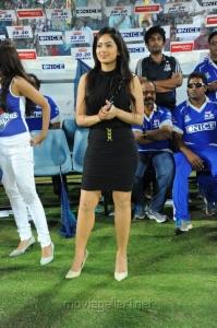 Nikesha Patel Hot in CCL Match