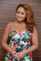 Actress Nikeesha Patel New Stills in Floral Dress