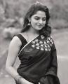 Actress Nikhila Vimal Saree Photoshoot Stills