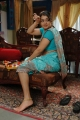 Nikitha Hot Saree Pics in Apartment Movie