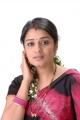 Cute Nikitha Thukral in Saree Stills