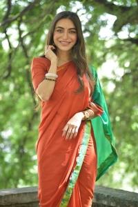 Missing Movie Actress Nikkesha Saree Images