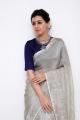 Actress Nikki Galrani Saree Photoshoot Pictures