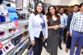 Tamil Actress Nikki Galrani launches Health & Glow at Express Avenue, Chennai