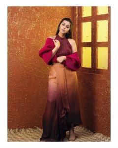 Actress Nikki Galrani New Photoshoot Stills