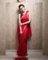 Actress Nikki Galrani New Saree Photoshoot Stills