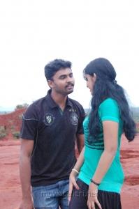 Nila Meethu Kadhal Movie Hot Stills