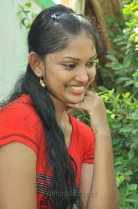 Actress Sri Priyanga in Nila Meethu Kadhal Movie Stills