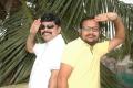 Power Star Srinivasan, Durai Sudhakar in Nila Nagar Tamil Movie Stills