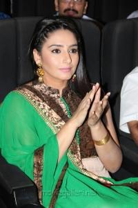 Actress Ragini Dwivedi @ Nimirnthu Nil Movie Audio Launch Stills