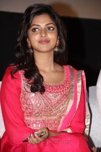 Actress Amala Paul @ Nimirnthu Nil Movie Audio Launch Stills
