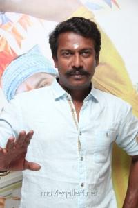 Director Samuthirakani @ Nimirnthu Nil Movie Audio Launch Stills