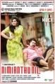 Ragini, Jayam Ravi @ Nimirnthu Nil Movie Release Posters