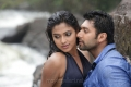 Jayam Ravi, Amala Paul in Nimirnthu Nil Movie Hot Stills
