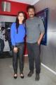 Amala Paul, Samuthirakani @ Nimirnthu Nil Movie Premiere Show Stills
