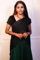 Actress Nimmy Black Saree Photoshoot Stills