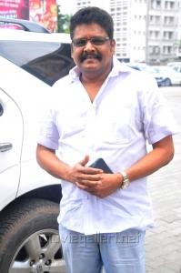 KS Ravikumar @ Ninaithale Inikkum Movie Trailer Launch Stills