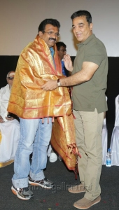 T.Siva, Kamal @ Ninaithale Inikkum Movie Trailer Launch Stills