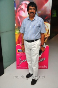 Chitra Lakshmanan @ Ninaithale Inikkum Movie Trailer Launch Stills